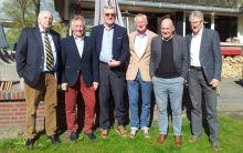 2017 - Senioren heren 1 - 18-holes - 2e klasse